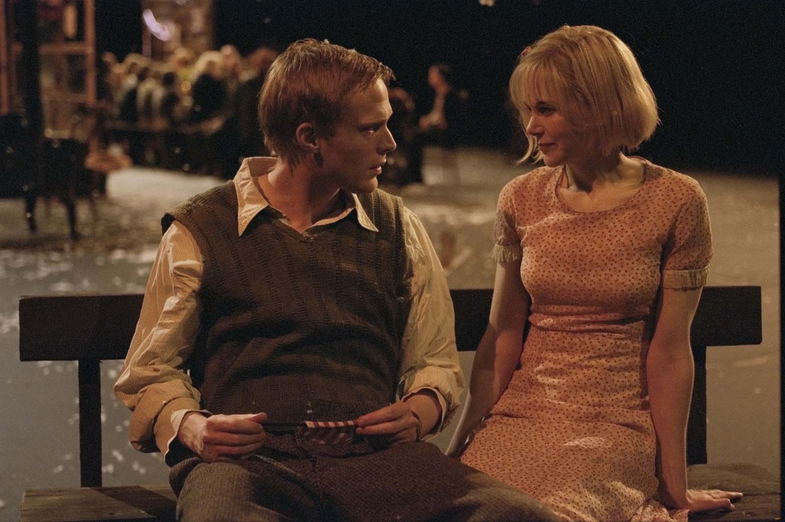 DOGVILLE - FOR FURTHER INFORMATION PLEASE CONTACT THE ICON PRESS OFFICE ON 020 7494 8190 Release date 13 FEBRUARY, 2004, Certificate TBC, Running Time TBC