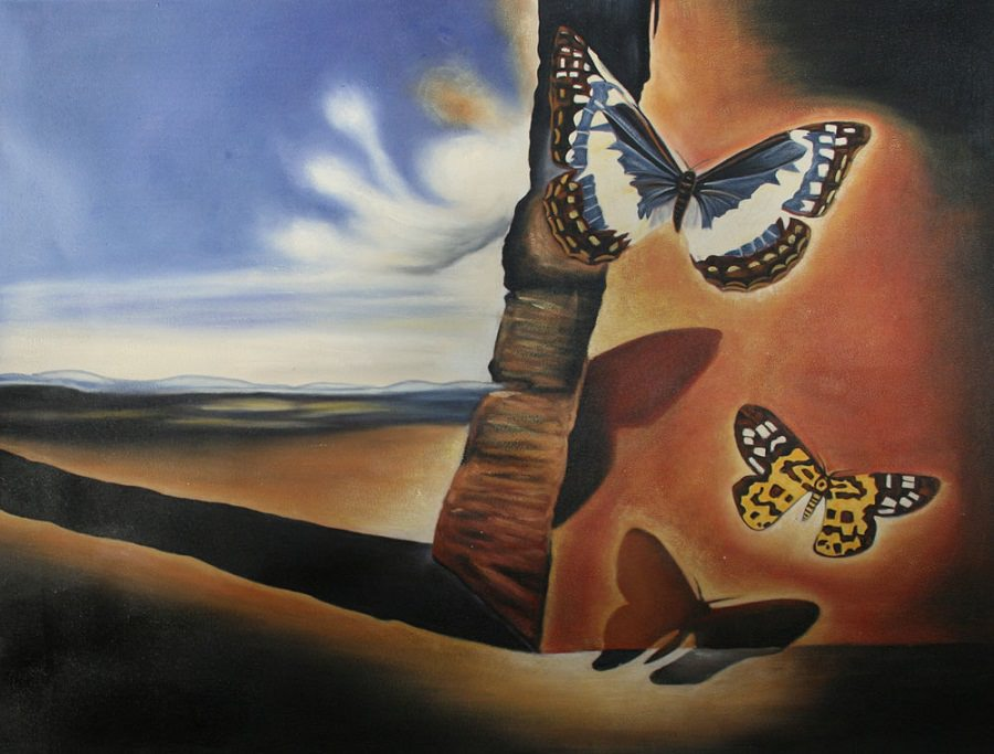 landscape-with-butterflies