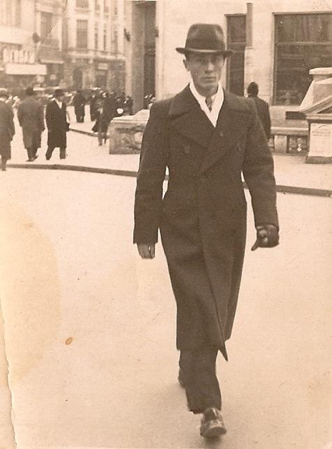 Bunicul meu, Iacob Cosmin