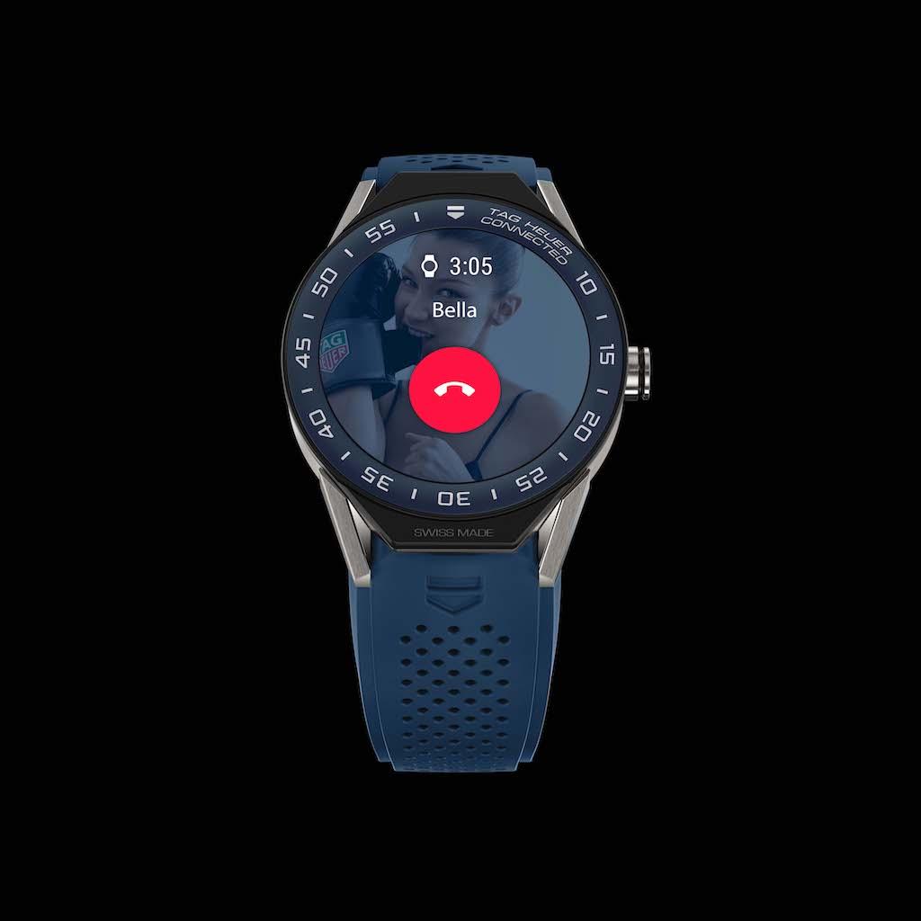 Baselworld 2017: TAG Heuer a creat primul smartwatch elvețian